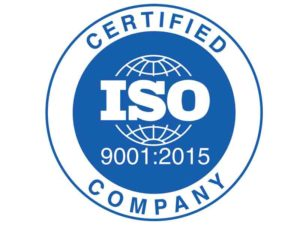 ISO 9001 nový certifikát pre Vás